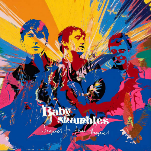 2013 Babyshambles - Sequel to the Prequel (produced by Stephen Street)