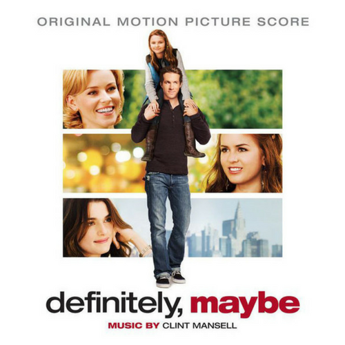 2008 Soundtrack for film Definitely, Maybe (solo piano, produced by Adam Brooks)