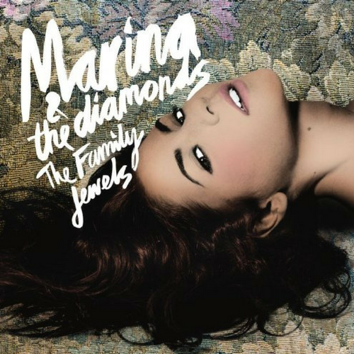 2010 Marina & The Diamonds The Family Jewels (produced by Liam Howe)
