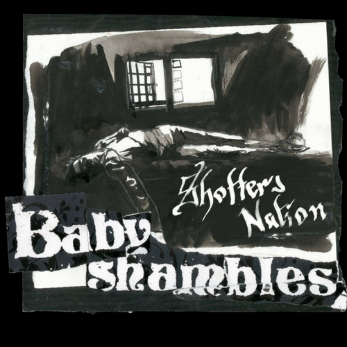 2007 Babyshambles Shotter's Nation (produced by Stephen Street)